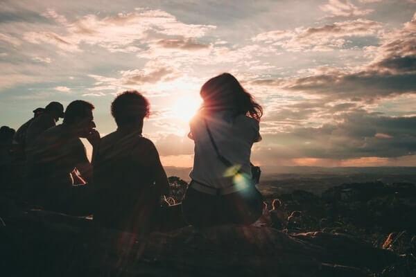 Friendship Across The World; Traveling