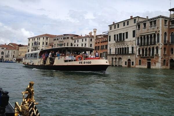 The Vaporetto