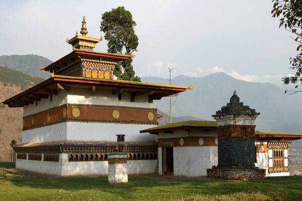 Chimi Lhakhang, Most Famous and Best Places To Visit in Bhutan