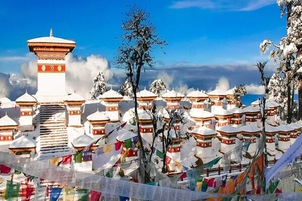 Dochula Pass, Most Famous and Best Places To Visit in Bhutan