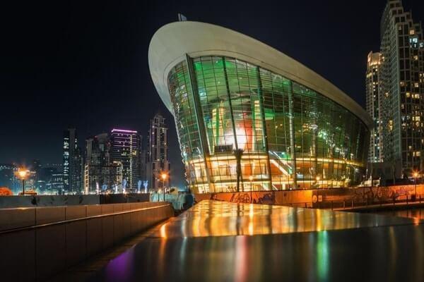 Dubai's Opera