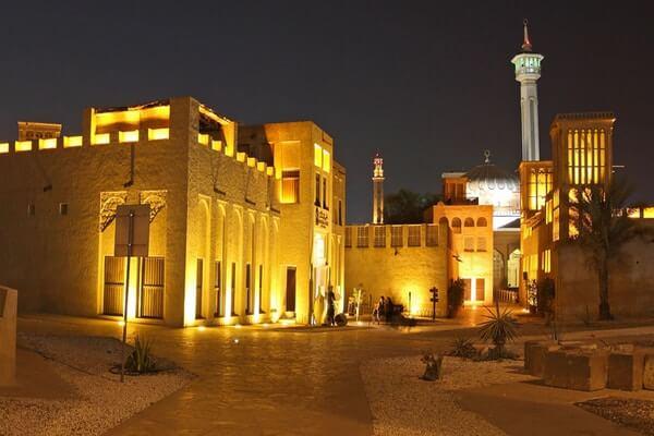 Sheikh Saeed Al-Maktoum House
