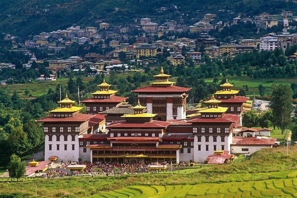 Thimphu, Most Famous and Best Places To Visit in Bhutan