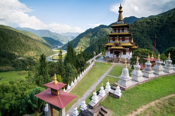 Zuri Dzong Hike, Most Famous and Best Places To Visit in Bhutan