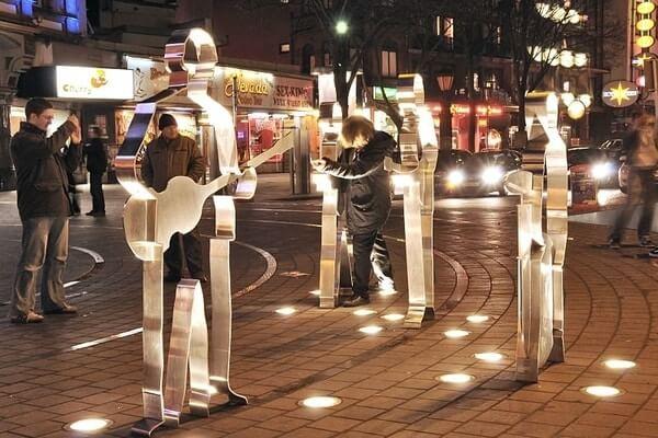 Beatles-Platz, Hamburg