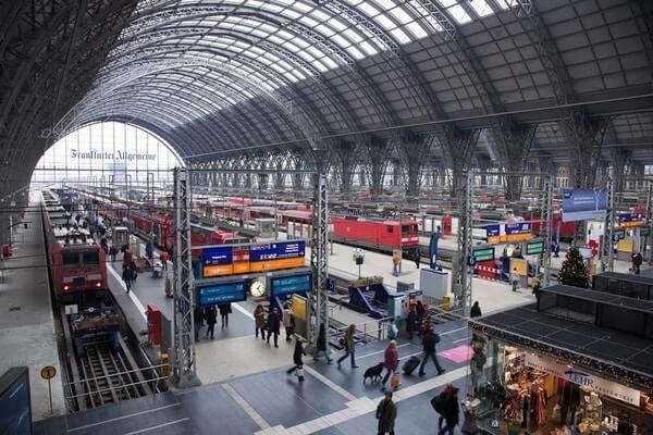 Berlin Central Railway Station