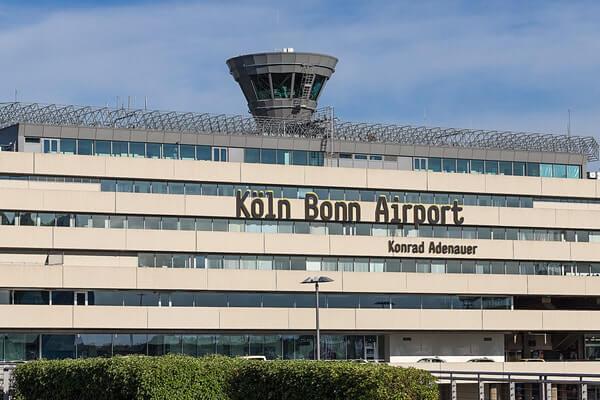 Koln Bonn Airport, Cologne