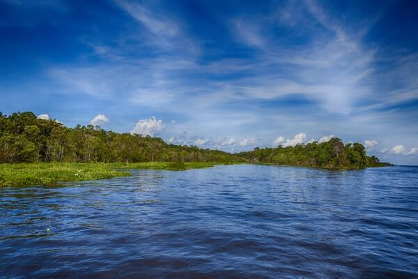 Amazonia National Park, Places To Visit in Brazil