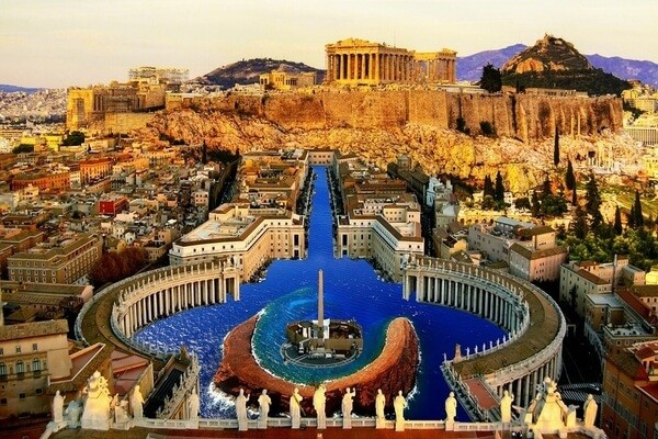 Athens places to visit in Greece