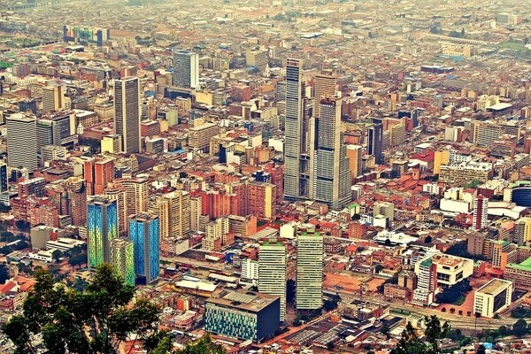 Bogota, places to visit in colombia