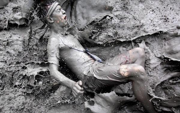 Boryeong Mud Festival | Biggest Festival | South Korea