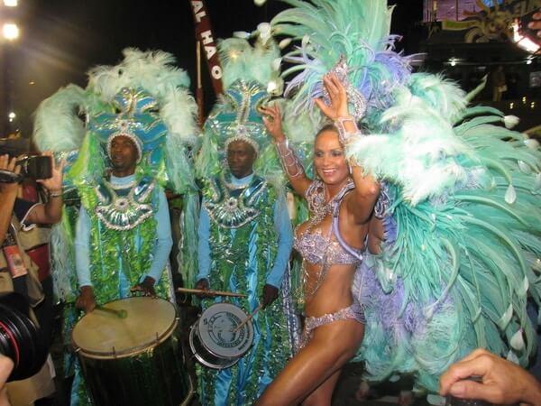 Carnival, brazil, best festivals around the world