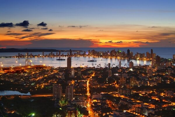 Cartagena, places to visit in colombia