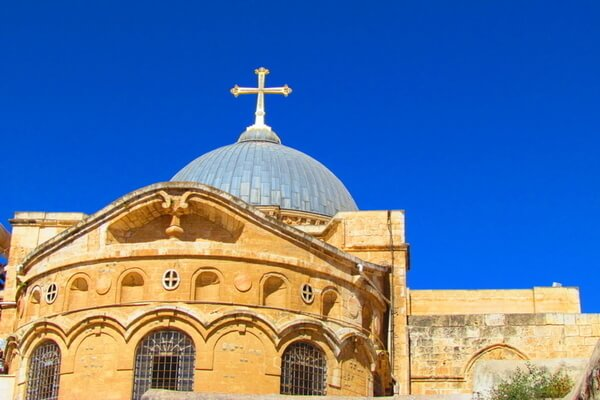 Church of the Holy Sepulchre; Famous Churches in The World