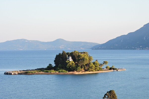 Corfu, Places to visit in Greece