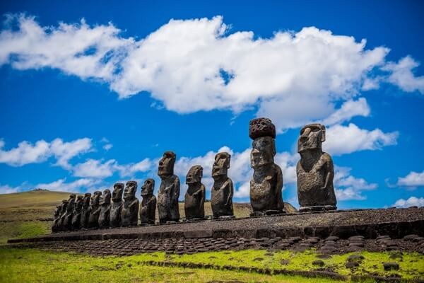 Easter Island places to visit in Chile