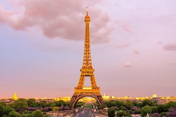 Eiffel Tower, best cities in the world