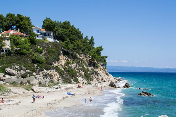 Halkidiki, Places to visit in Greece