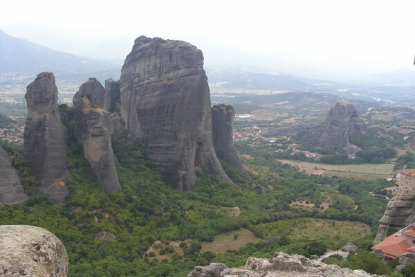 Meteora, Places to visit in Greece