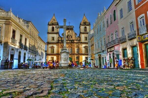 Salvador, Places To Visit in Brazil