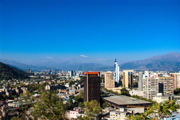 Santiago Places to visit in Chile
