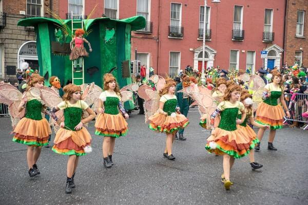 St. Patrick's Day | Biggest Festivals | USA