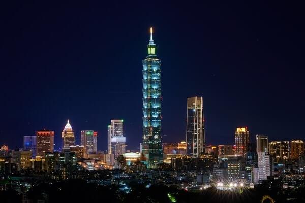 Taipei 101 | Tallest building