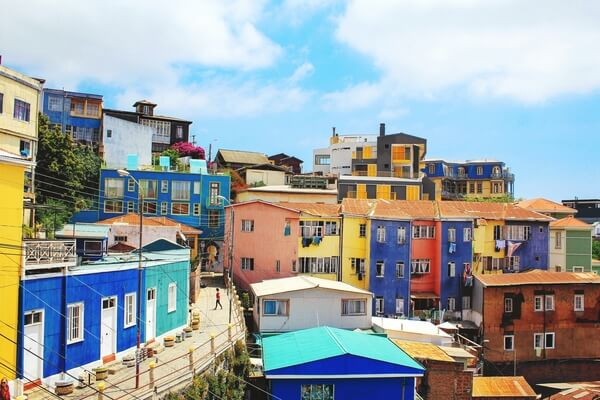 Valparaiso Best Places to visit in Chile
