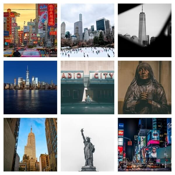 Top Attractions of NYC