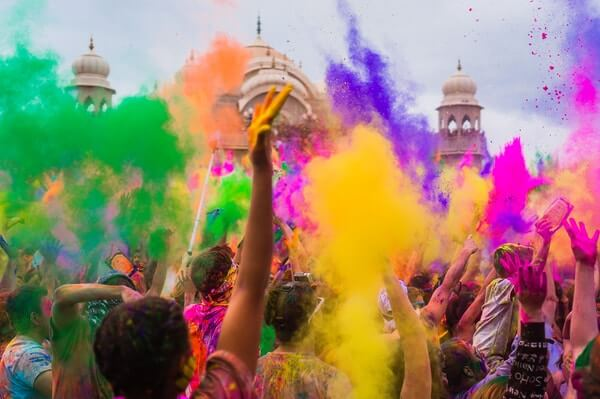 Colour Festival | Biggest Festivals | Holi, best festivals around the world