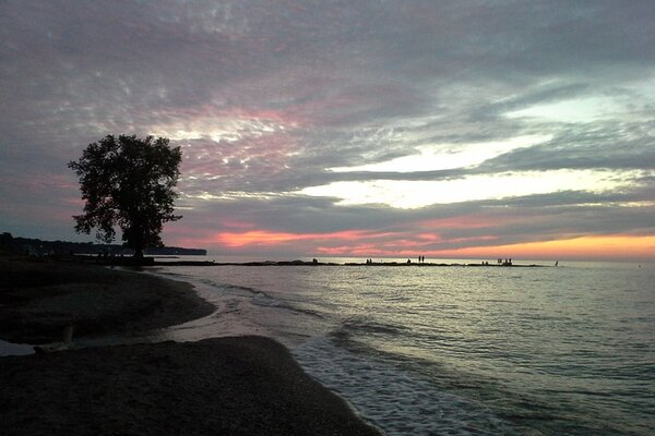 Lake Erie, the identity of the town of Erie.