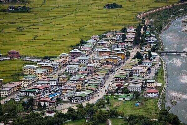 paro, Most Famous and Best Places To Visit in Bhutan