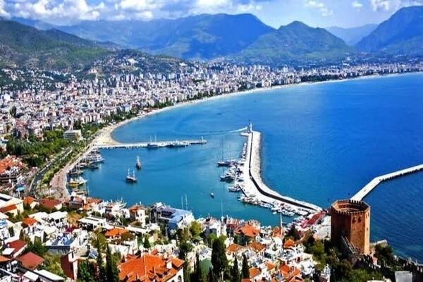 Alanya, Turkey  , places to visit in turkey