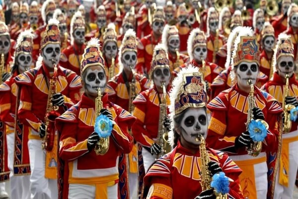 Day Of The Dead, best festivals around the world