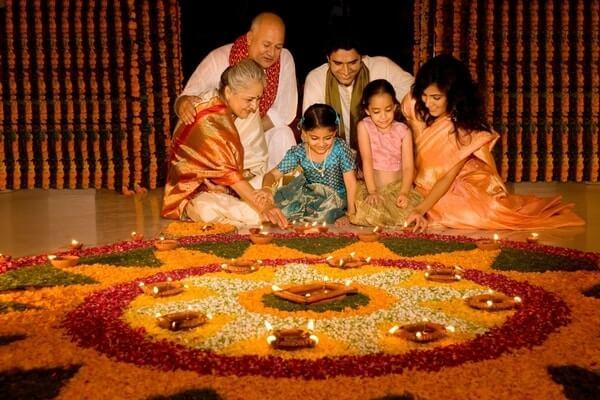 Diwali, best festivals around the world