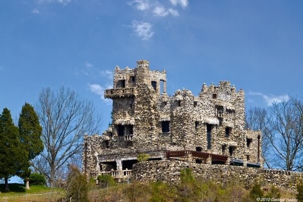 Gillette Castle State Park; Places to Visit in Connecticut