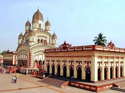 Kalighat Kali Temple; places to visit in Kolkata