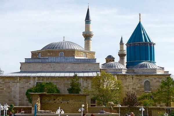 Mosques in Konya, places to visit in turkey
