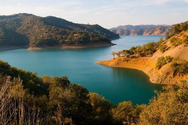 Lake Berryessa; Most Beautiful Lakes In The World