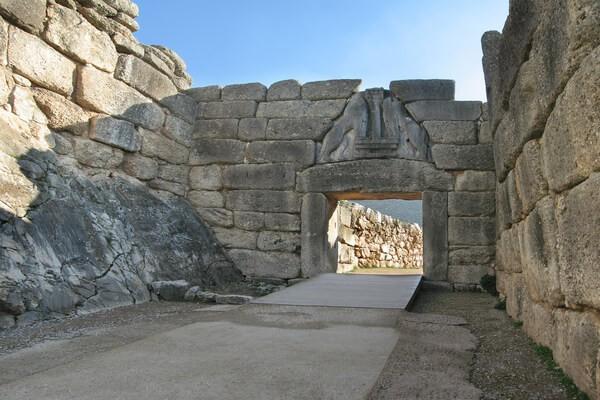 Lions Gate Mycenae,