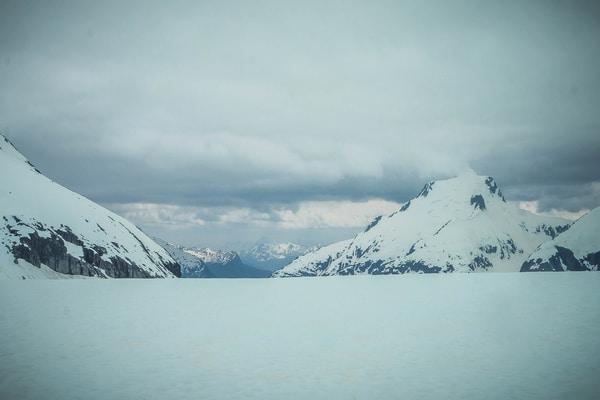 Mendenhall Glacier;best places to visit in Alaska