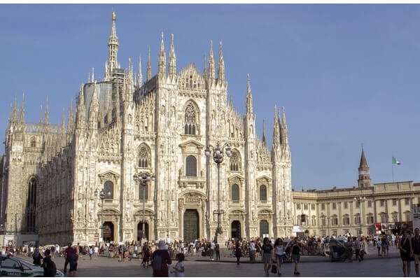 Milan,cities to visit in italy