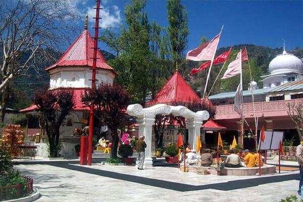 Naina Devi, famous temples in himachal pradesh