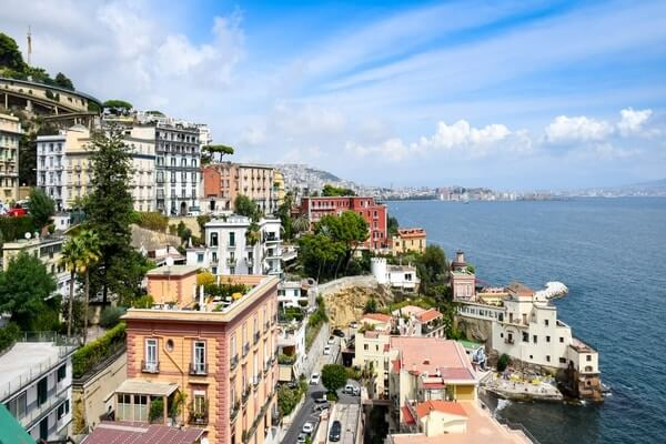 Naples; Best places To visit In Italy