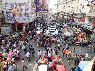 New Market; Places to visit in kolkata
