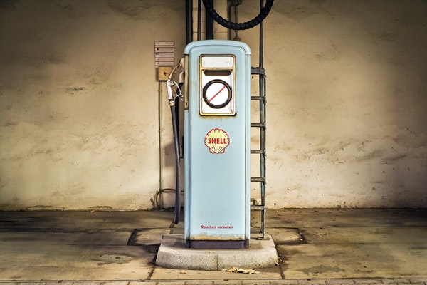 Gasoline Pump, an invention of what Indiana known for.