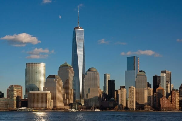 One World Trade Center; Tallest Building In The World; Famous Skyscrapers