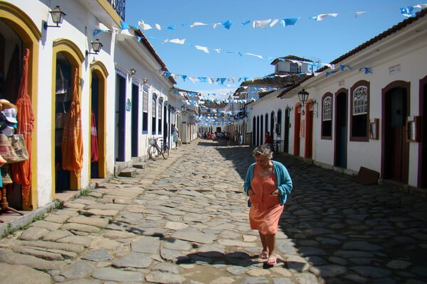 Paraty, Places To Visit in Brazil