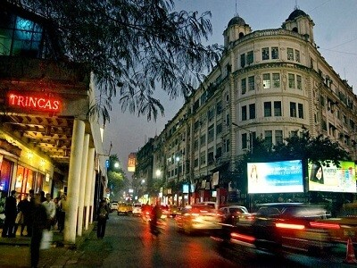 Park Street; Things to Do Kolkata
