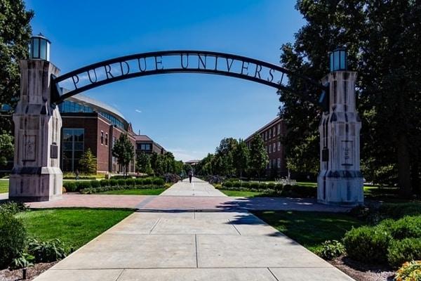 Purdue University, West Lafayette, Indiana